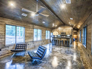 custom home design broken bow ok